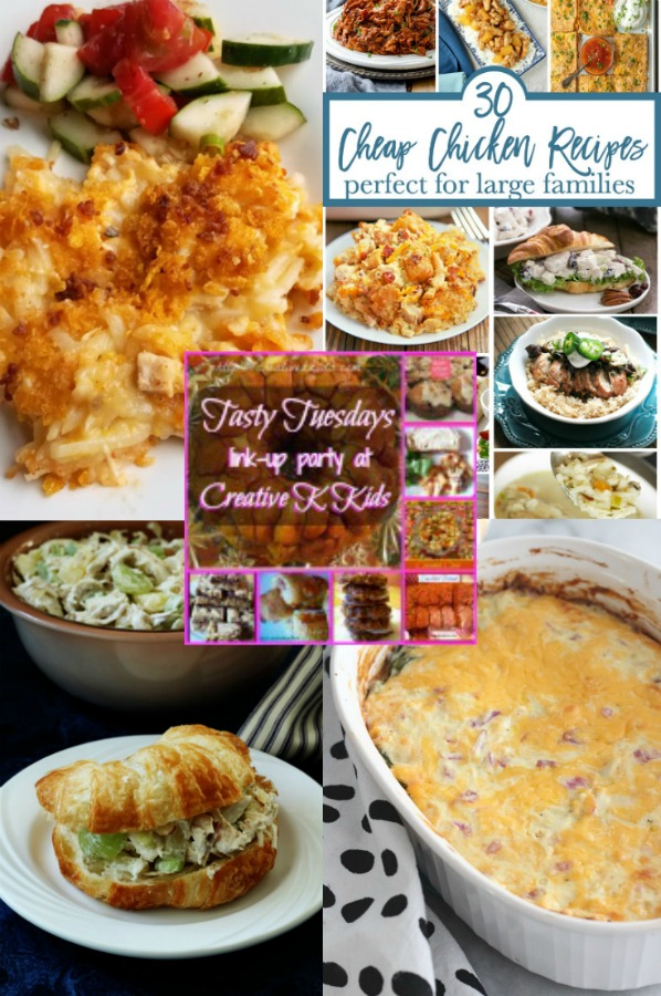 Tasty Tuesdays features 8-7