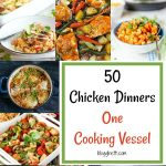 50 Chicken Dinners – One Cooking Vessel