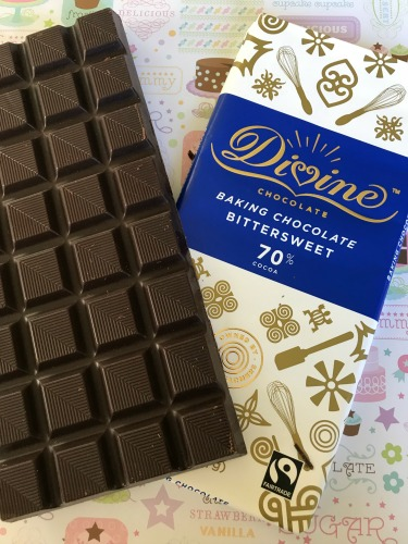 Divine Chocolate Bittersweet