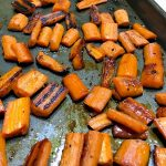 Honey Roasted Carrots (Paleo)