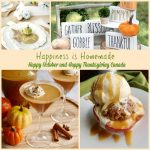 Happiness is Homemade Link Party: October Fun for All