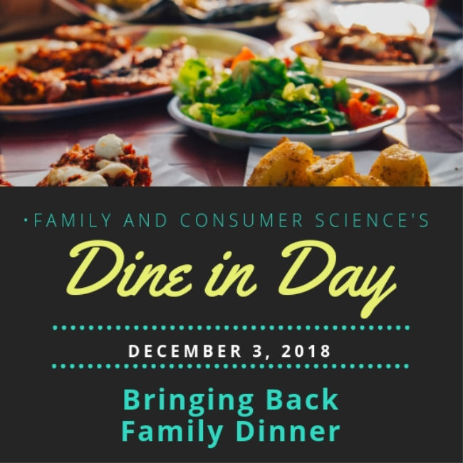 FCS Dine in Day