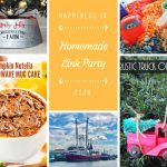 Happiness is Homemade Link Party: Fun and Creative Crafts