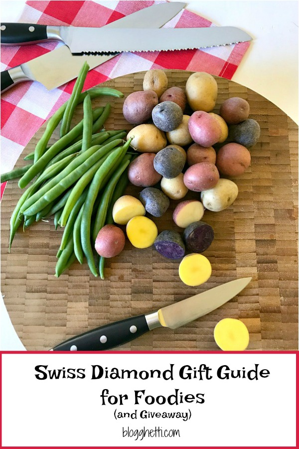 Swiss Diamond Gift Guide for Foodies