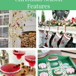 Happiness is Homemade Link Party: Holiday Projects for the Home