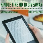Kindle Fire HD 10 Giveaway #12DaysofChristmas
