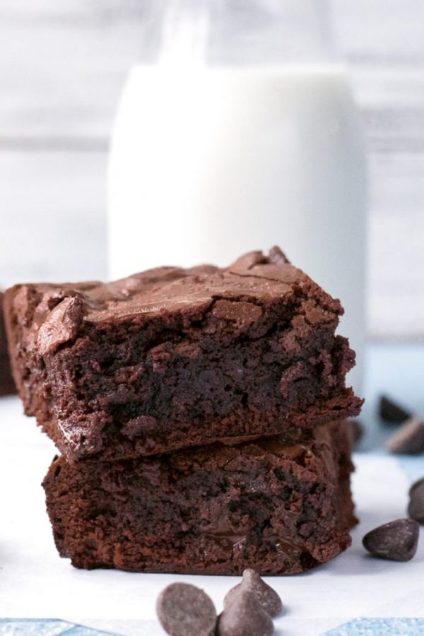 Perfect Brownies from Cooking for my Soul