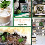 Wee Bit of Irish Flair on Happiness is Homemade Link Party