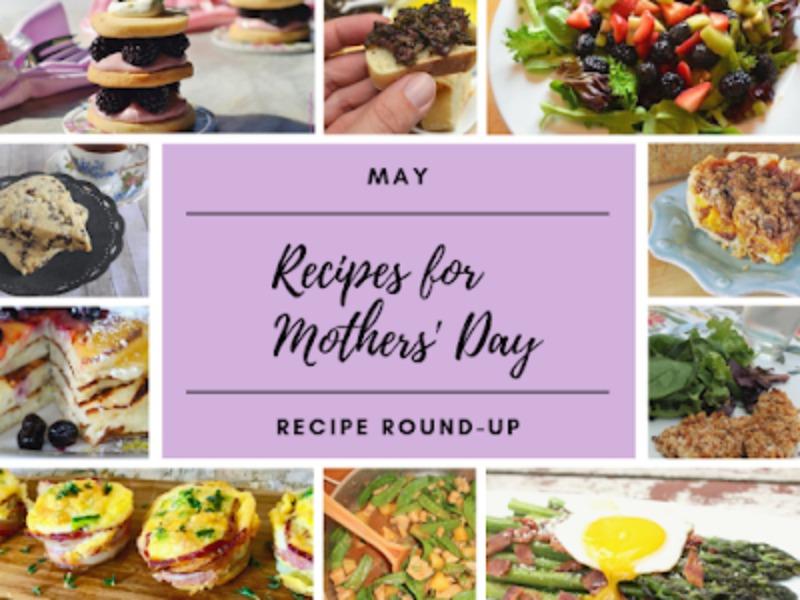 May Recipe Round-up