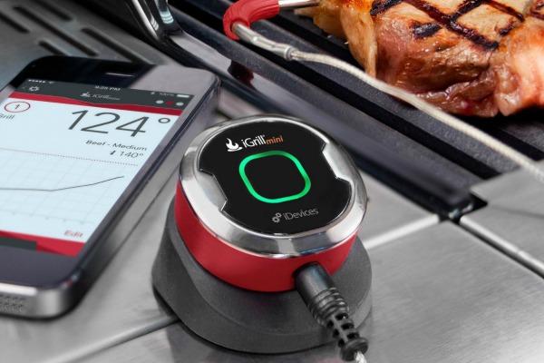 BBQ Guys Weber iGrill Mini thermometer