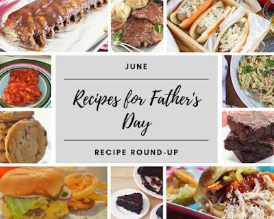 une is here and that means summer is coming and Father's Day will be here soon!