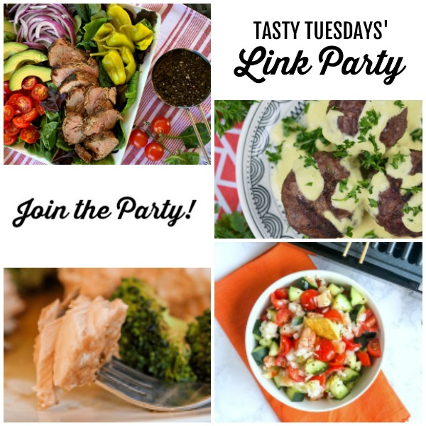 Tasty Tuesdays' Link Party features for the week