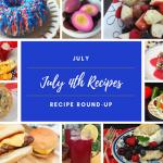July Recipe Round-Up!